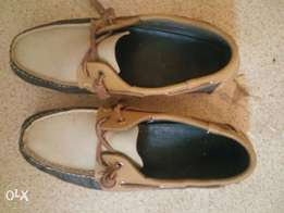 Neat boat shoes