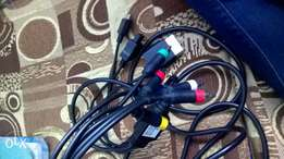 Component playstation 3 &4 cable