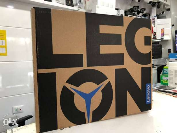 Lenovo Legion5 Gaming Laptop Core i7 GTX 1650