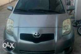 Super clean tokumbo Toyota yaris on a giveaway