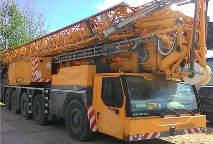 Liebherr Mk 100 - 2007