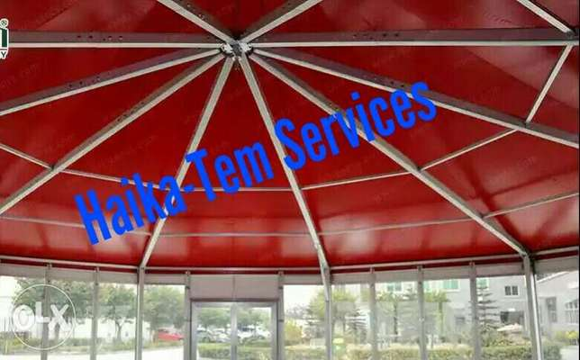 Multi sided marquee party tent and canopy Lekki - image 4