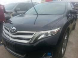 Tincan cleared tokunbo toyota venza 2013 full option