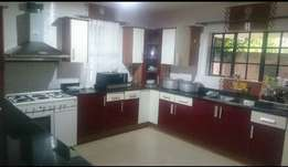 New muthaiga 4 bedrooms bungalow to let