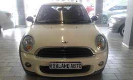 2013 mini cooper 1.4 for sell R150,000