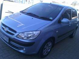Hyundai Getz 1.4 GL high-spec