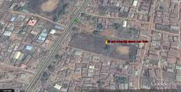 28 PLOTS OF LAND Directly Opp AIR-PORT Road Near Geri-Alimi RoundAbout