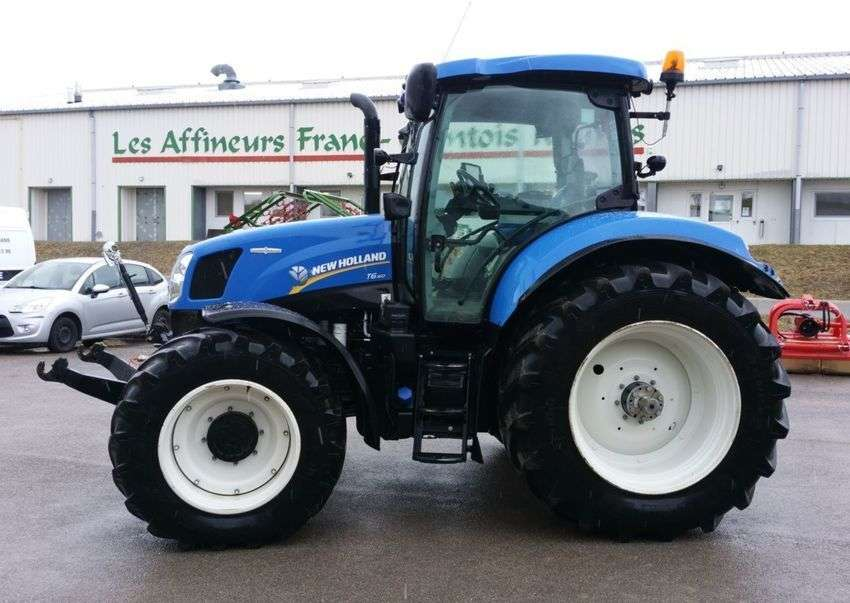 New Holland T6 160 - 2016