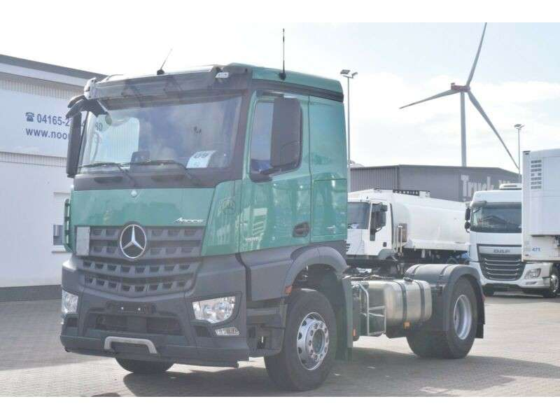 Mercedes-Benz Actros 1845 Streamspace Hydro / Leasing - 2016