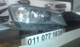 BMW X3 Driver's side Xenon Headlight for Sale