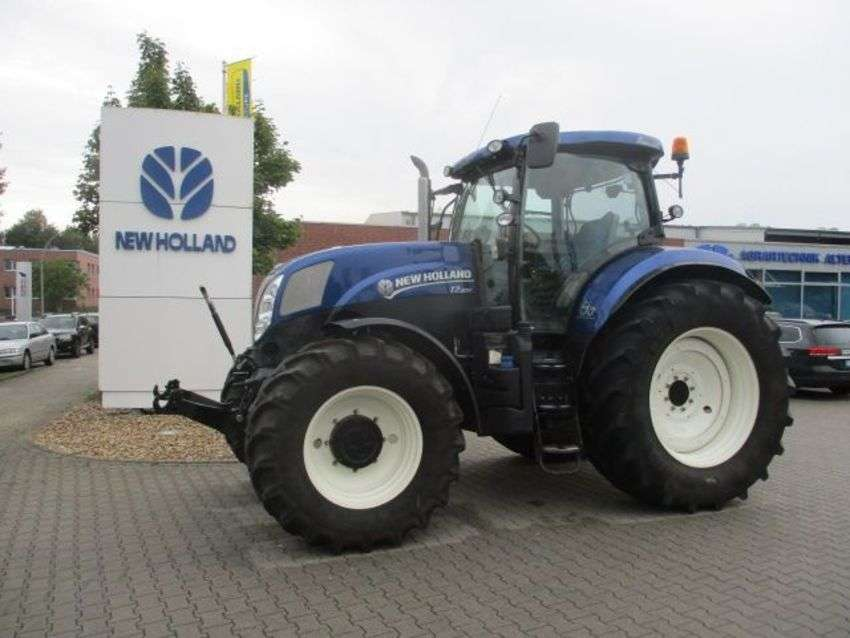 New Holland t7.200 ac - 2014