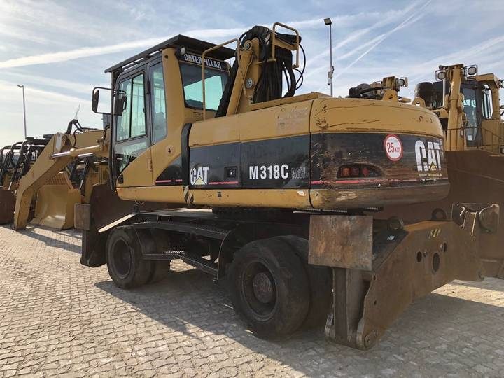Caterpillar M318C MH - 2004