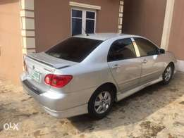 irresistible 2007 Corolla Sport wth xcellent engine