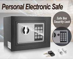 Personal Digital Electronic Security Safe Box Keypad Safes Home Office