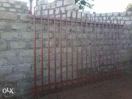 3m x 1.8m palisade for sale