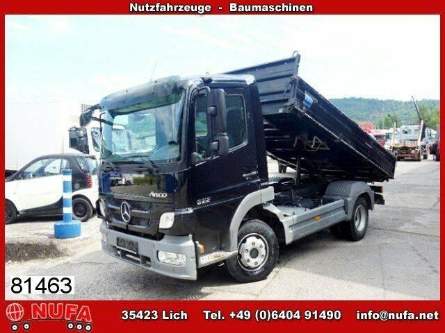 Mercedes-Benz Atego 822 K 4x2 - 2012