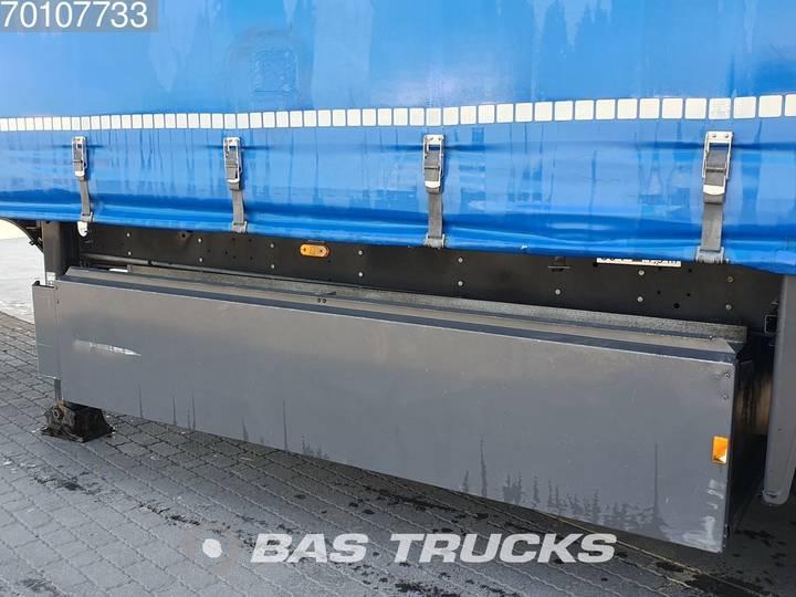 Schmitz Cargobull S01 3 axles Liftachse Coilmulde Palettenkasten - 2011 - image 8