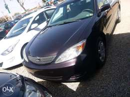 Super clean and cute Toyota Camry 2005/2006 model