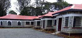 5 Units Of Two Bedrooms Each Ready For Occupancy At Mwariki B, Nakuru.