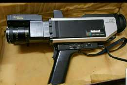 1984 National WVP-55N Colour Video Camera with accesories for sale
