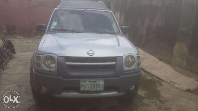 Less Than 2 Years Used Extra Ordinary Clean 2003 NISSAN XTERRA Isolo - image 1