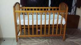 Baby bed (sorry already sold)