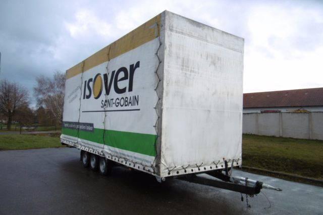 PM 35V3(ID10354)  tilt trailer - 2004