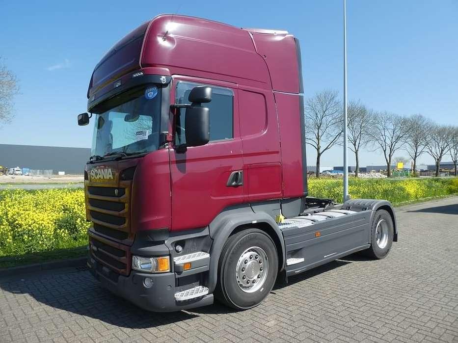 Scania R490 kipphydraulik - 2014
