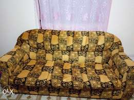 7 seater + 2 seater sofas for sale