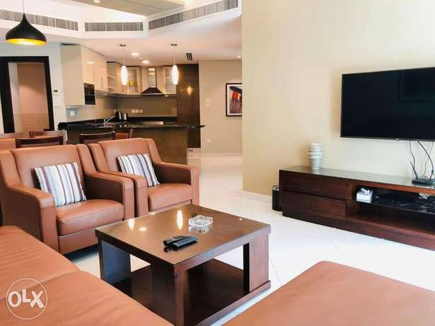 Brand new, luxury, 2bhk apartment for rent in Amwaj, Close to lagoon