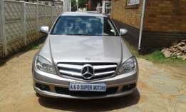 C -Class - 2008 Mercedes-Benz C 180 Avantgarde Automatic For Sale