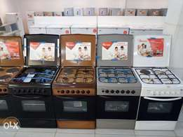 Ramtons (3gas+1electric) cooker