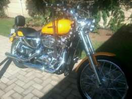 Harley Davidson For Sale - R 85 000.00 neg