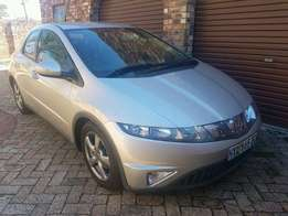 Honda Civic 1.8i-vtec 5dr Hatchback