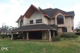 4 bedroom house on 0.5 acre for sale in Karen