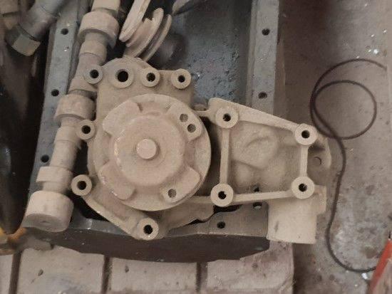Fiat-Allis bomba de agua engine cooling pump for  fl10c track loader