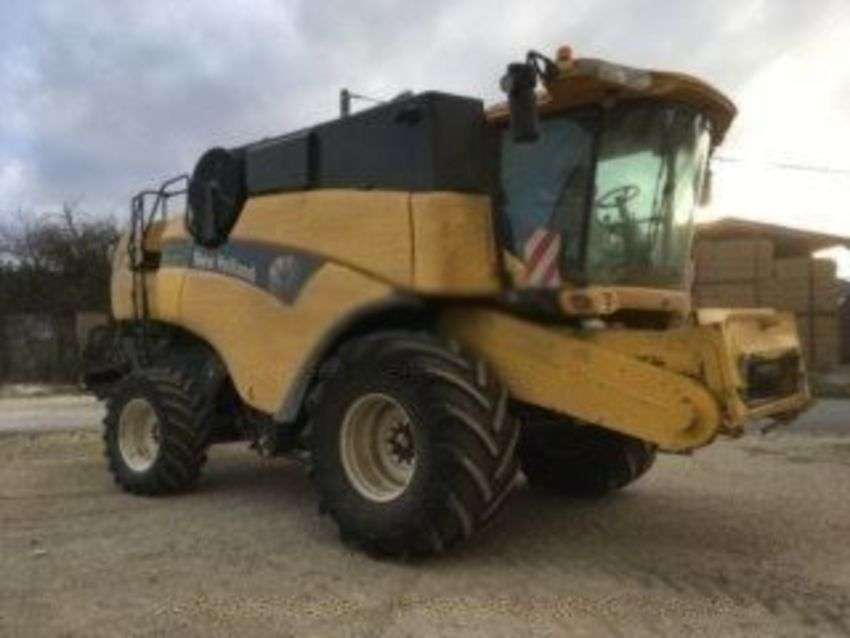 New Holland cx 8060 - 2008 - image 2