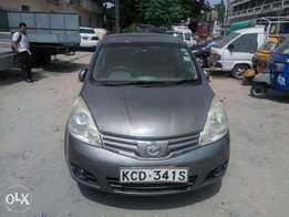 Nissan note kcd