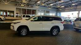 2016 Toyota Fortuner 2.8 GD6 4x4 Auto