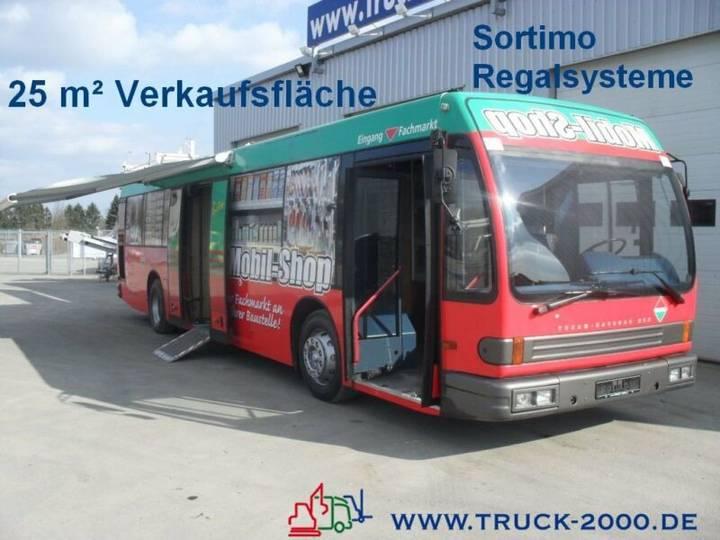 DAF MobilerSortimo Verkaufsraum 25m² Wohnmobil Messe - 1998