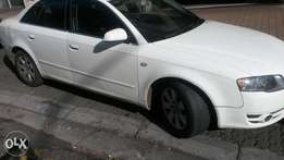Automatic Audi A4 2.0i 2006 model For Sale