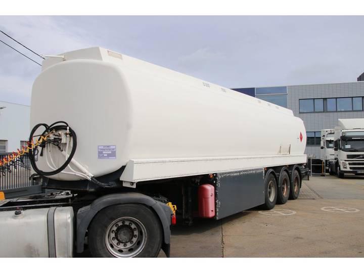 Atcomex TANK 40.000 L (5 comp.) Diesel/Fuel/Gasoil - 1997