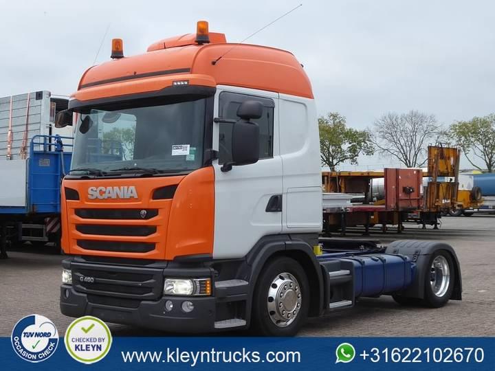 Scania G450 meb lowdeck ret. - 2014
