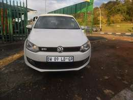 2012 Automatic White VW Polo 6 1.6 for sale