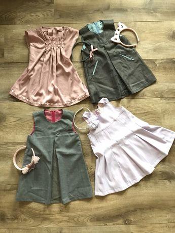 1c65733a8e Sukienki na rożne okazje wizytowe dla dziewczynki ok 3 lata na święta  Szczecin - image 1