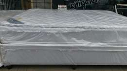 FOR SALE : Double Bed Set