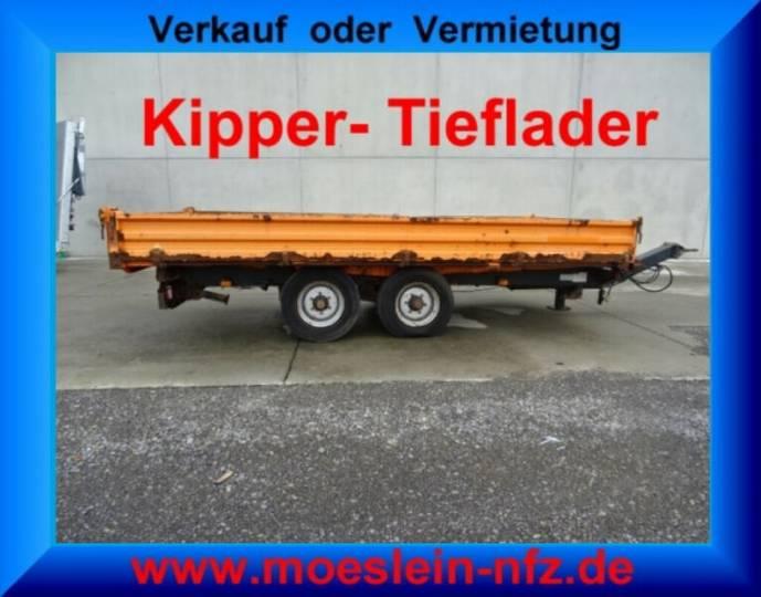 Mueller Mitteltal - Tandemkipper- Tieflader - 2013