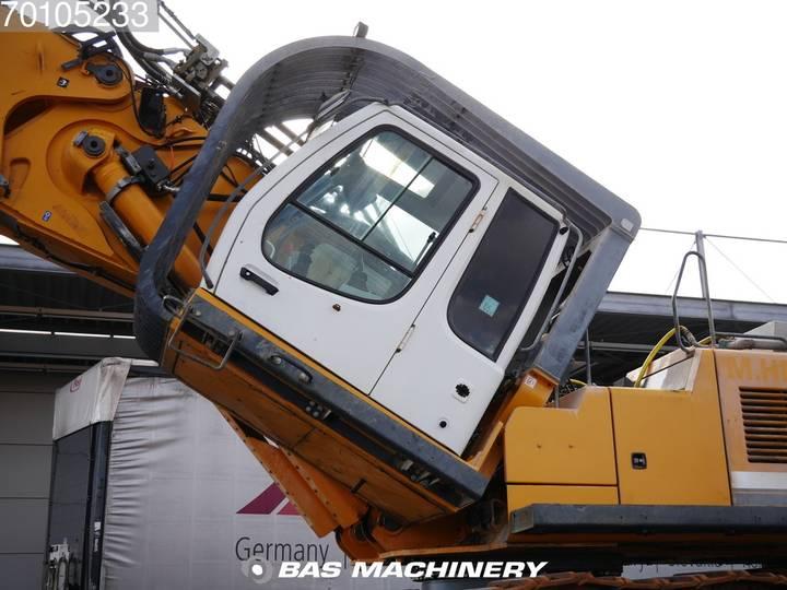 Liebherr R954C V-HDW UHD Demolition - 28 meter UHD - engine rebuil... - 2009 - image 13