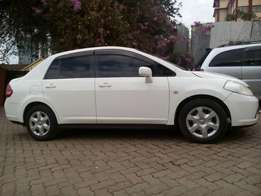 Nissan Tiida for Quick sale