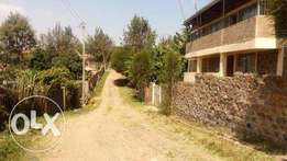 HS012 – Ongata Rongai incomplete 4 bedroom mansion– Offer invited